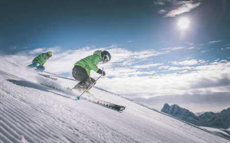 skiing holidays in South Tyrol