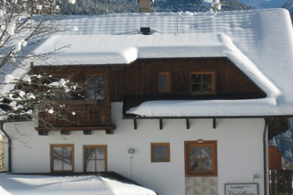 Waldheim Alpine Appartements